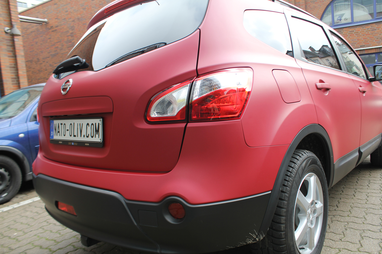 NISSAN_QASHQAI_FOLIERUNG_GARNET_RED_MATT_METALLIC_08