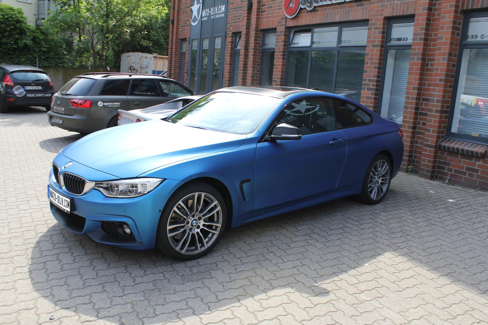 BMW_4ER_FOLIERUNG_BLAU_METALLIC_MATT_10