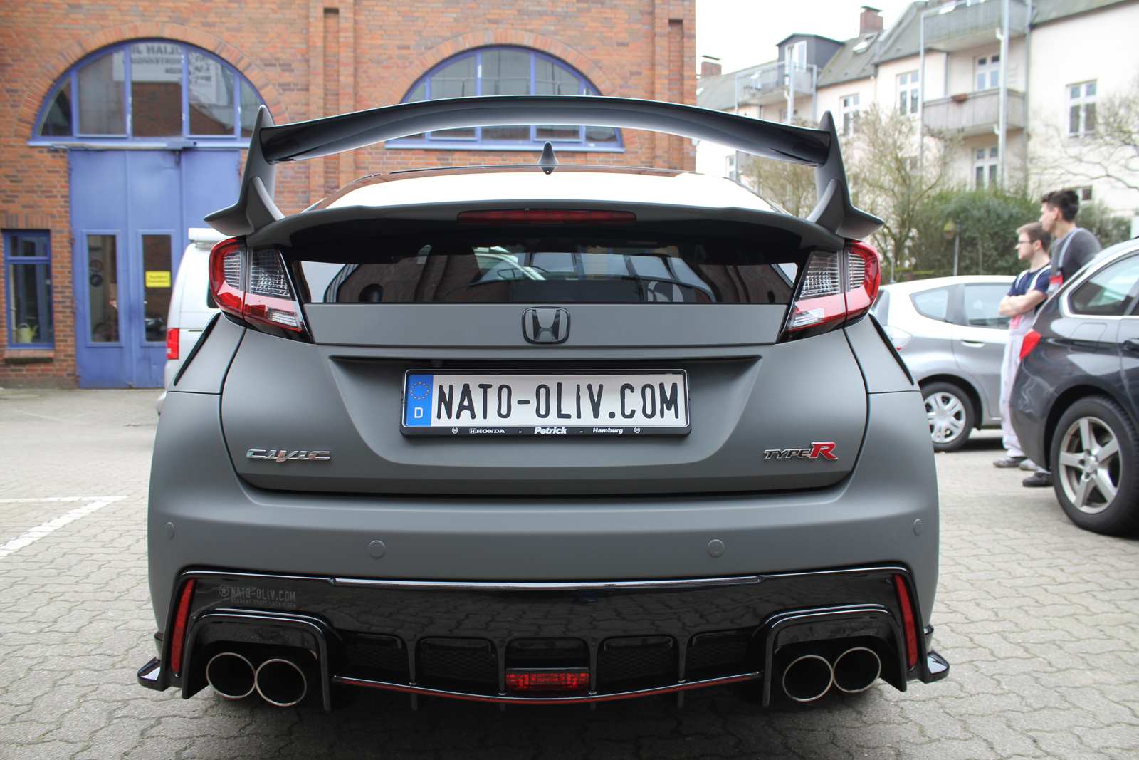 HONDA_CIVIC_TYPE-R_CAR_WRAPPING_GRAU_MATT_04