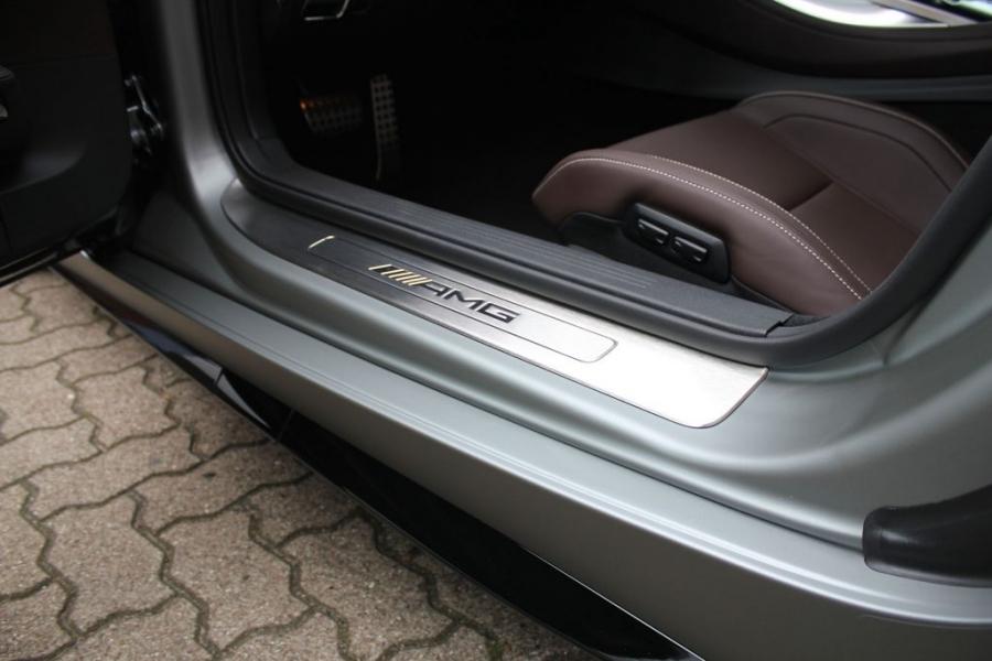 Mercedes AMG GT-C Einstiege Premium Plus Folierung Hamburg