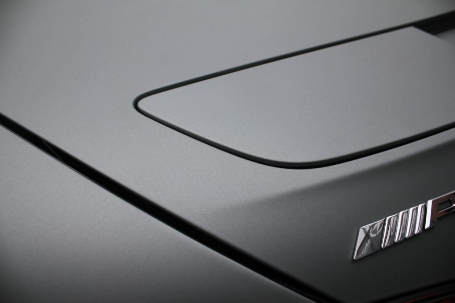 Mercedes AMG GT-C SWF Athrazit Matt Metallic Premium Folierung Hamburg